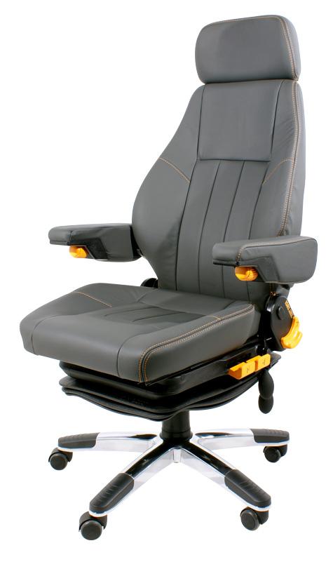 24-uurs- en bureaustoel - ISRI 1000 24/7