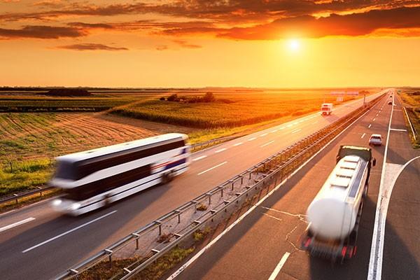 Stoelen voor vrachtwagens en bussen