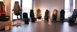 ISRI showroom