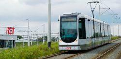 RET tram met ISRI stoel