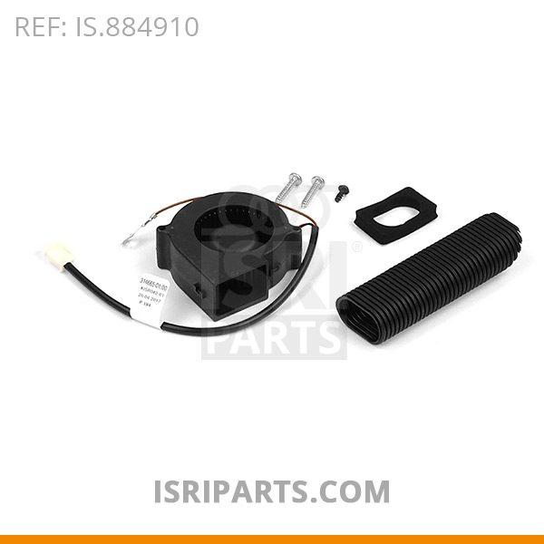 Rugleuningventilator voor ISRI 6860/875 premium en NTS1 - 929527-97