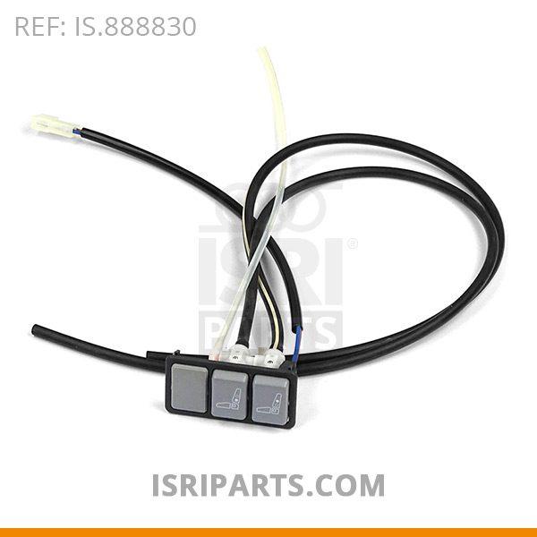 LWS elektrisch ventiel lh - ISRI 316496-02/00E