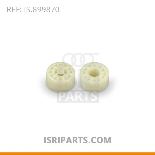 Kunststof rol breed voor DAF/Scania 6800 ISRI veersysteem - 310467-01/05E