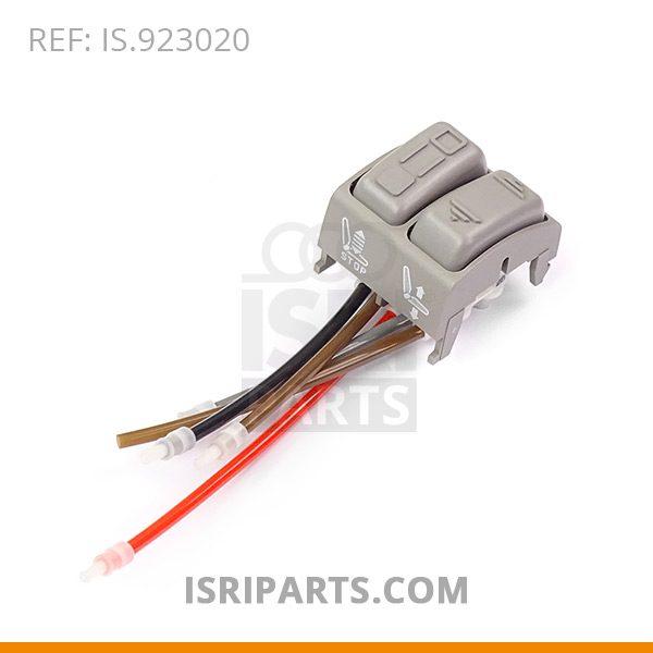 Bedieningsknop voor Scania Linkshandig ISRI - 310373-01